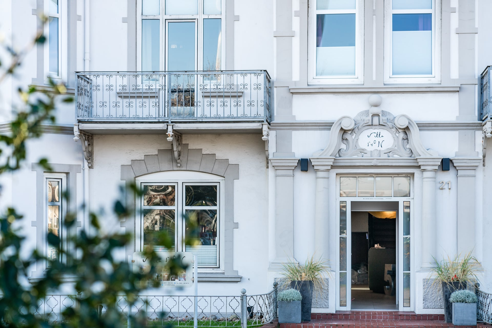 welcome to hotel villa 54 nord rooms or apartments on sylt